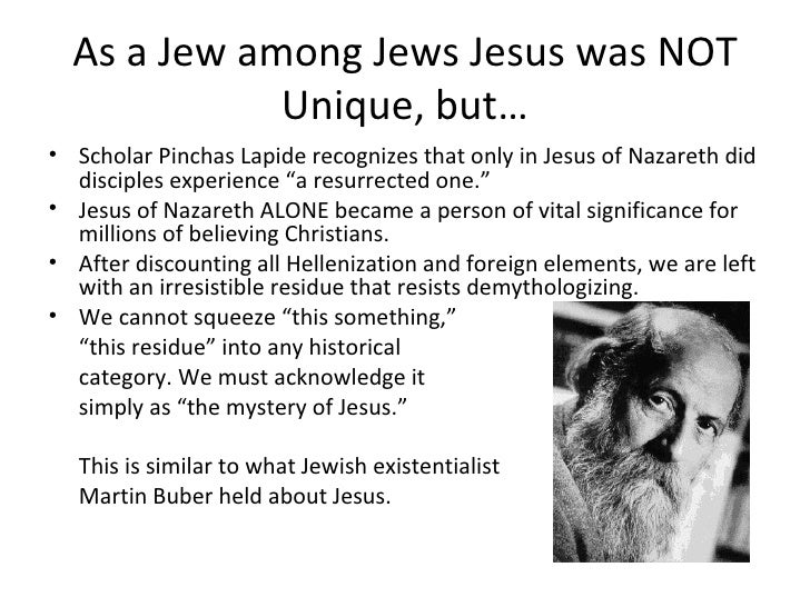 Specific method for witnessing to Jews? (educational/research purposes)?