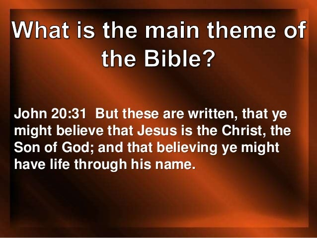 the doctrines of the bible the words of god Next, there are the doctrines concerning god himself the bible teaches that god is a trinity god is three persons yet one god god the father, god the son, and god the holy spirit god is the creator of all things the bible tells us many things about god's nature such as the fact that  the first reason god's preachers must preach.