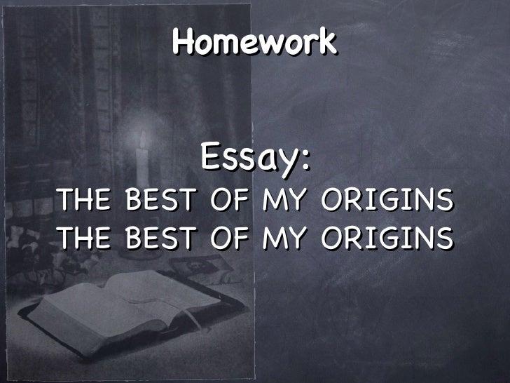 Write my beginning of an essay