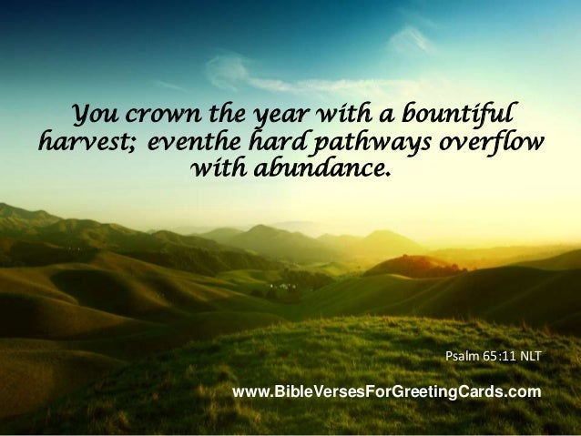 New Year Bible Quotes - Bible Verses for New Year Greetings