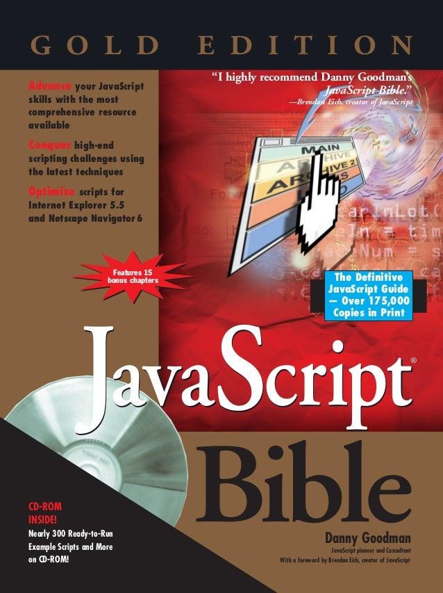 Biblia javascript