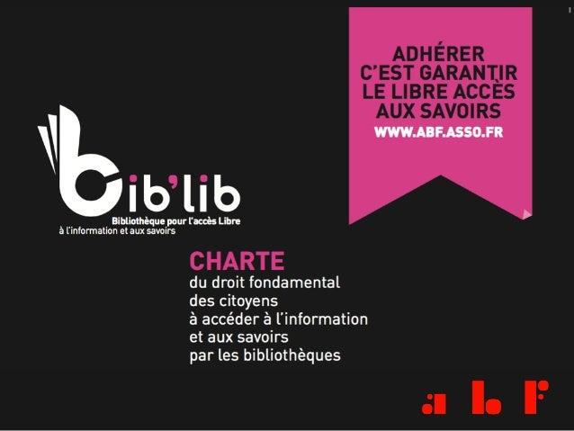 Les labels Bib'Lib