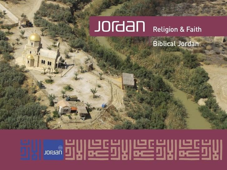 Religion & FaithBiblical Jordan
