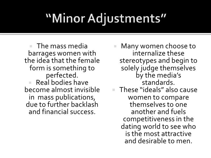 how does the mass media reinforce sterotypes essay The most common stereotypes media essay print disclaimer: this essay has been mass media has greatly become a culture in a society and also it.