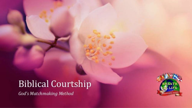 Courtship - A Biblical Alternative to Dating