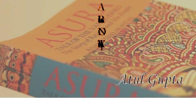 Introduction  Author: Anand Neelkanthan  Publisher: Leadstart Publishing House  Genre: Mythological Fiction  The Plot:...