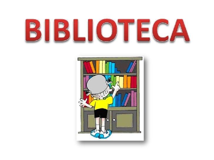 BIBLIOTECA<br />