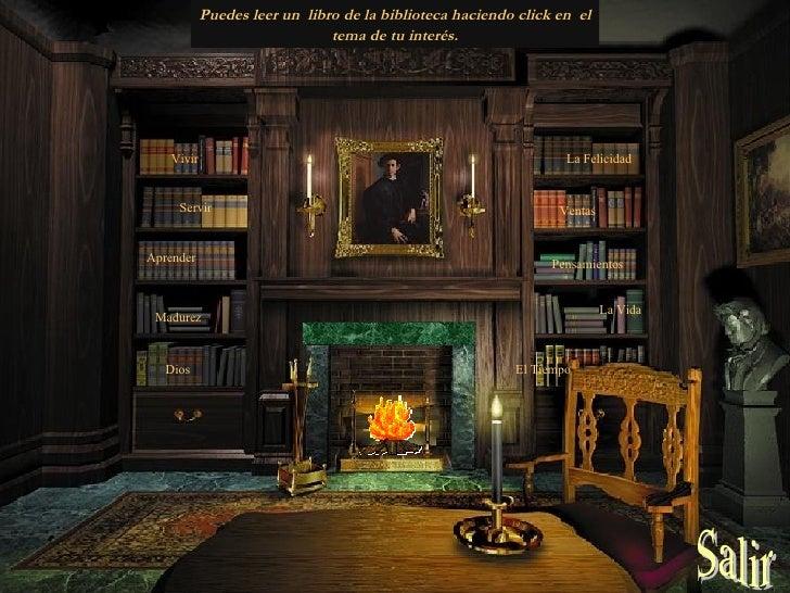 Vivir Servir Aprender Madurez Dios La Felicidad Ventas   Puedes leer un  libro de la biblioteca haciendo click en  el tema...