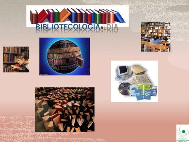 Bibliotecología en colombia