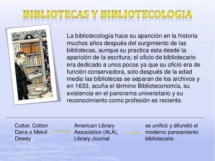 Bibliotecologia