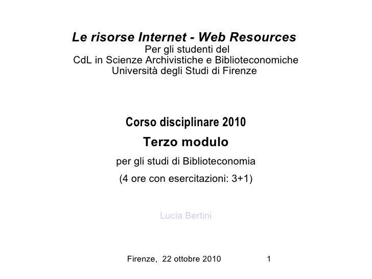 Biblioteconomia web 201010