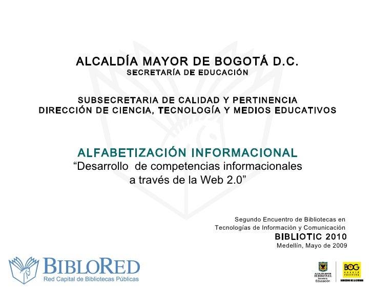 Biblio tic2010 biblored-alfin20