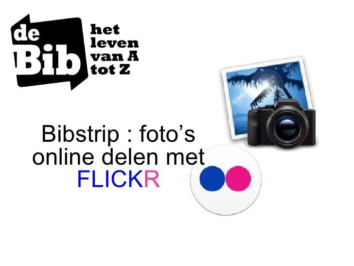 Bibstrip Flickr