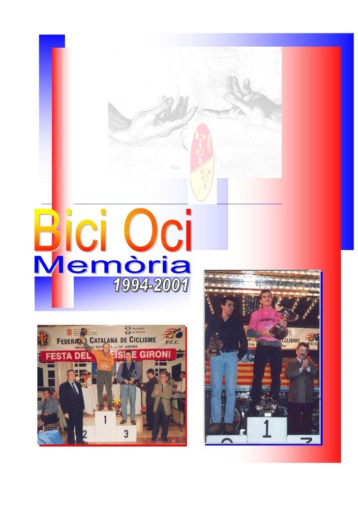 Bici Oci Memoria Completa 94 2001