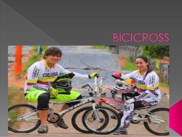    bicicross es considerado un deporte extremo de vértigo y pasión, una actividad deportiva que    cada vez crece más en ...