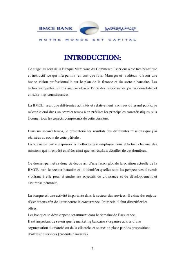 Bidah hicham bmce bank imprim for Banque algerienne du commerce exterieur