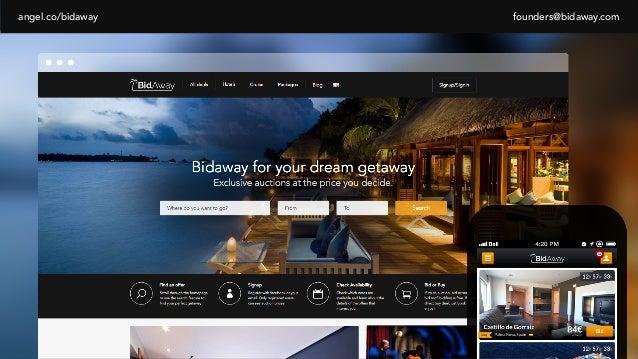 BidAway investor deck (may 2014)