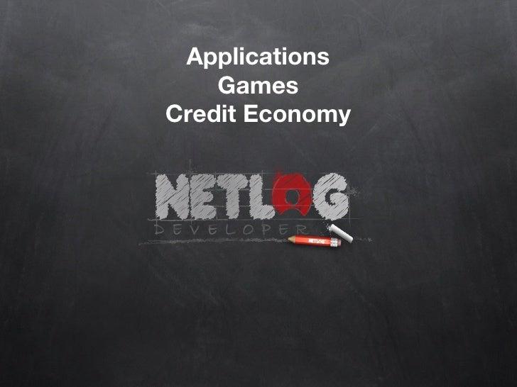 Netlog Developer Day