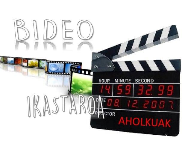 http://telelauro.blogspot.com.es/ BIDEOAK IKUSGARRI