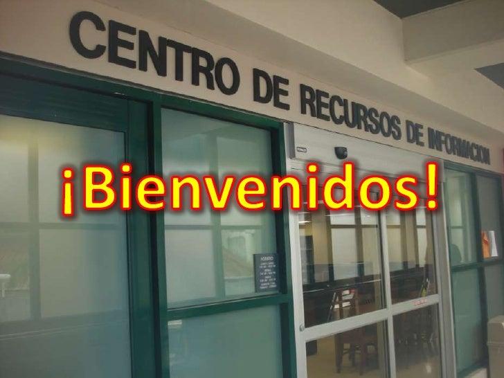 ¡Bienvenidos!<br />