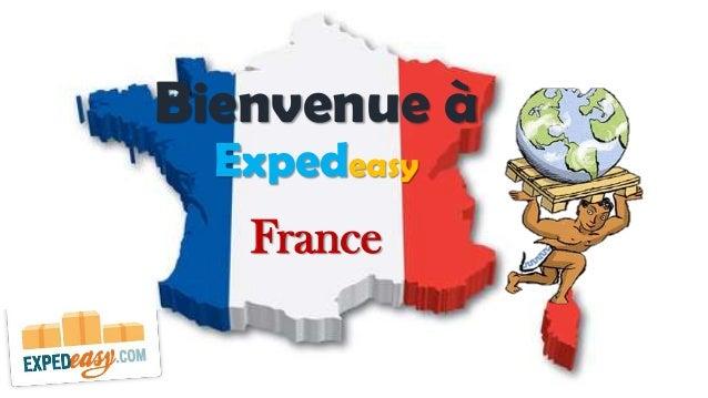 Bienvenue à Expedeasy France