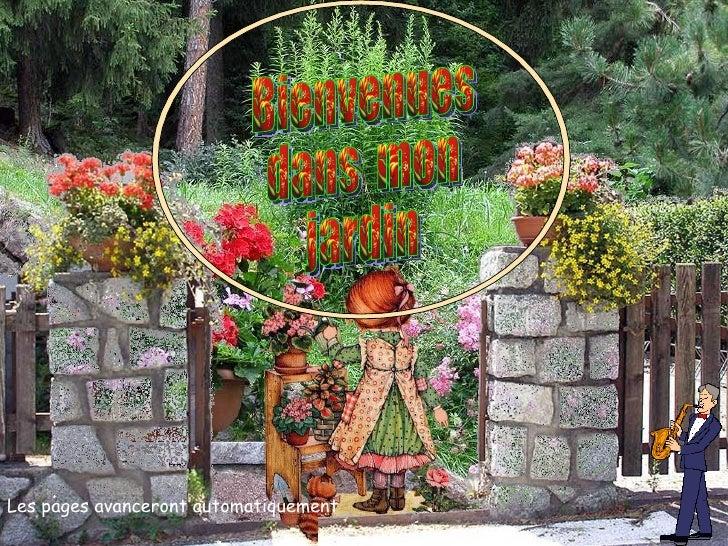 Bienvenues dans mon jardin - Campe dans mon jardin ...