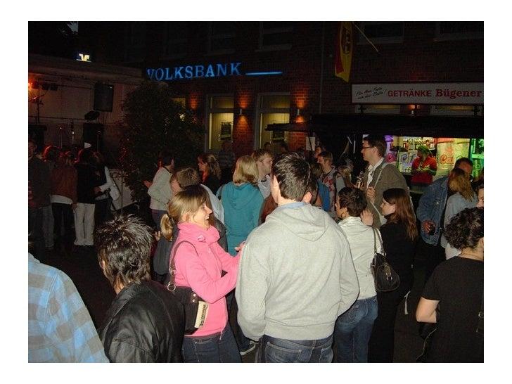 Biergartenfest  Raesfeld 2009
