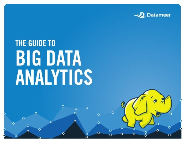 THE GUIDE TO BIG DATA ANALYTICS