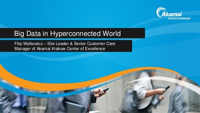 #IT fest 2013 - Big Data in a Hyper-Connected World