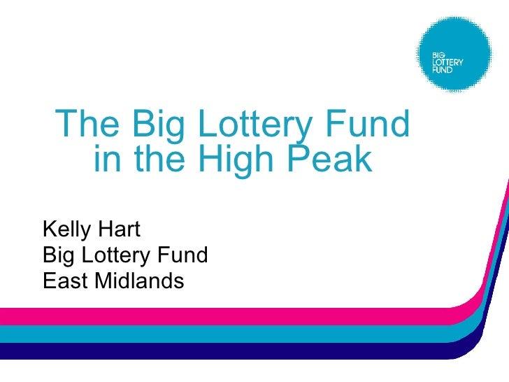 Big Lottery Presentation