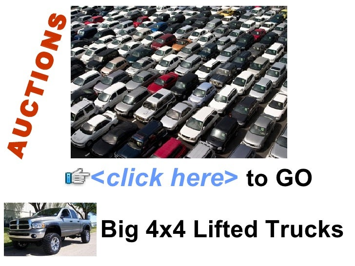 S  ION CT AU              <click here> to GO          Big 4x4 Lifted Trucks