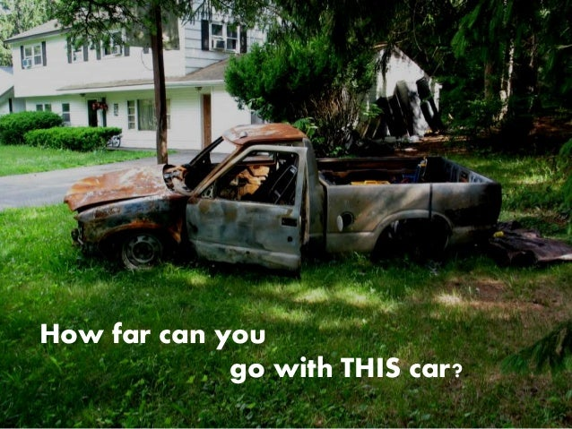 How far can you go with THIS car?