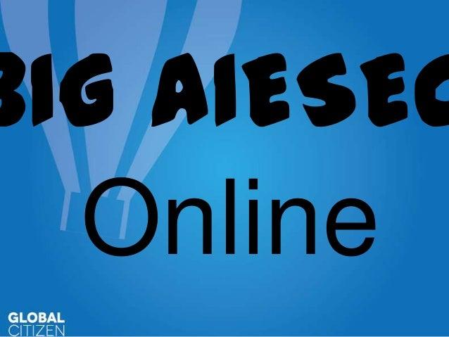BIG AIESEC Online