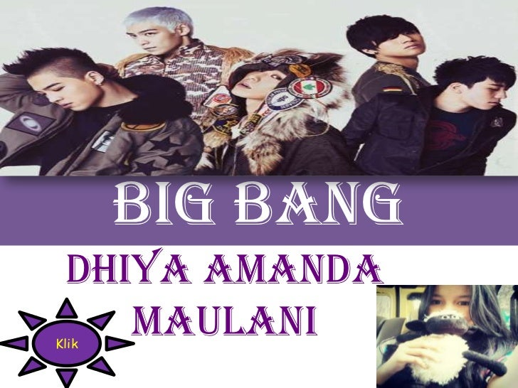Big bang dhiya amanda