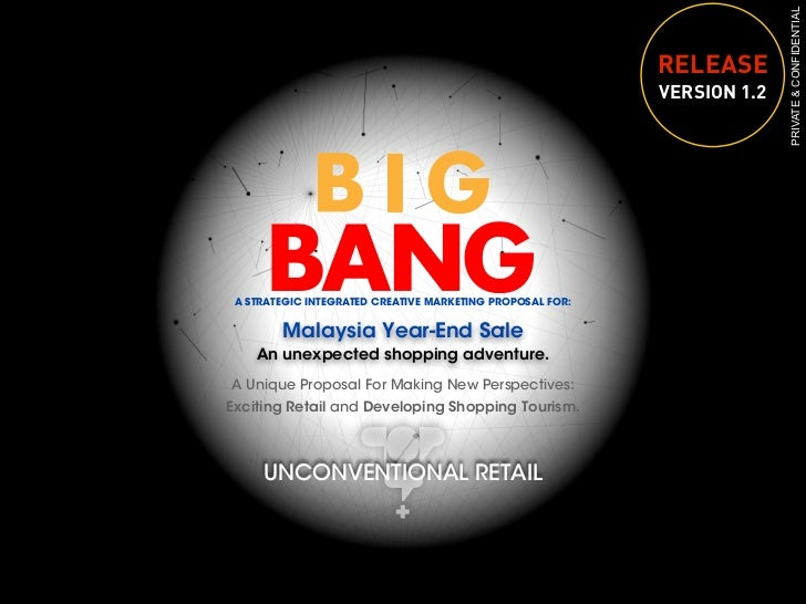Big Bang Proposal Pt1 (Open Share)