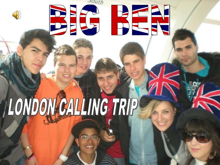 Going to London!