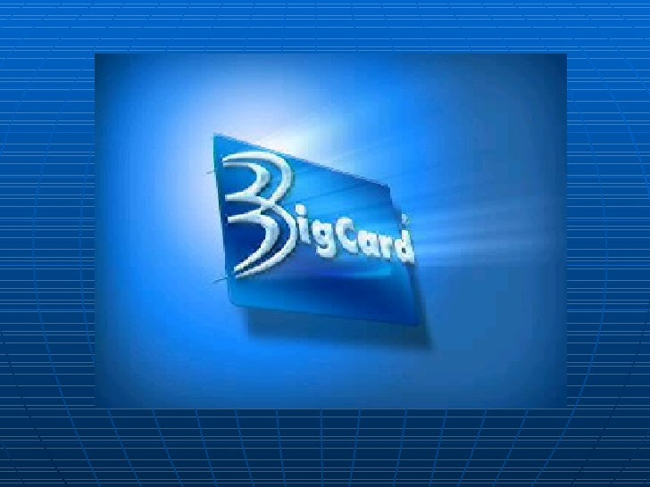 BigCard Gold