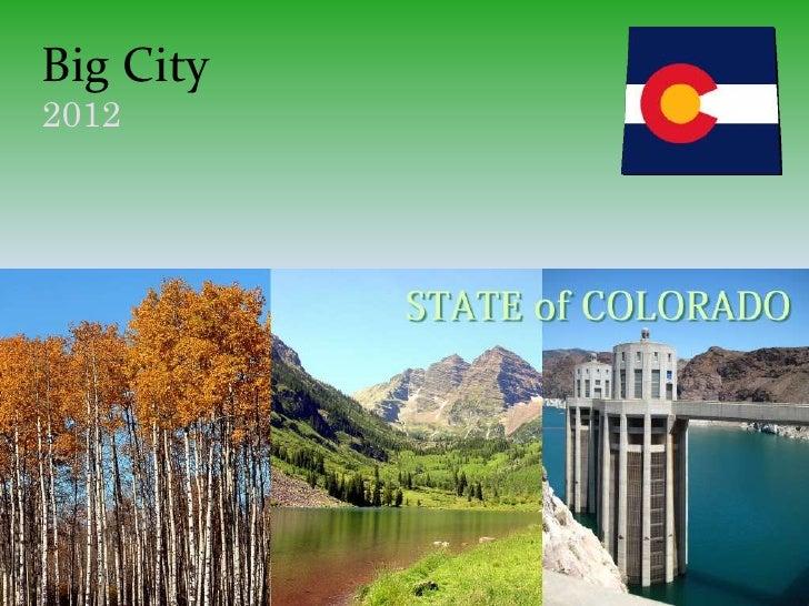 Big city april 15 2012
