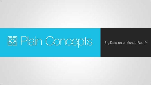 Pablo Doval   Plain Concepts   Open Data