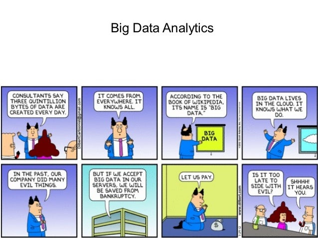 Big Data Analytics - Introduction