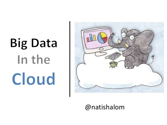 Scaling and Managing Big Data Apps in the Cloud