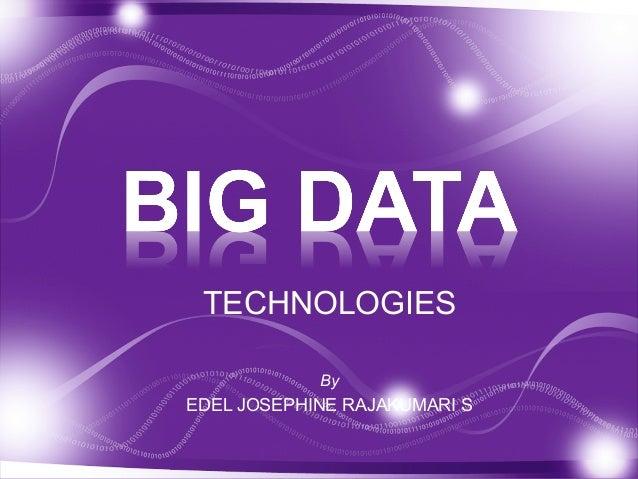 Big data edel