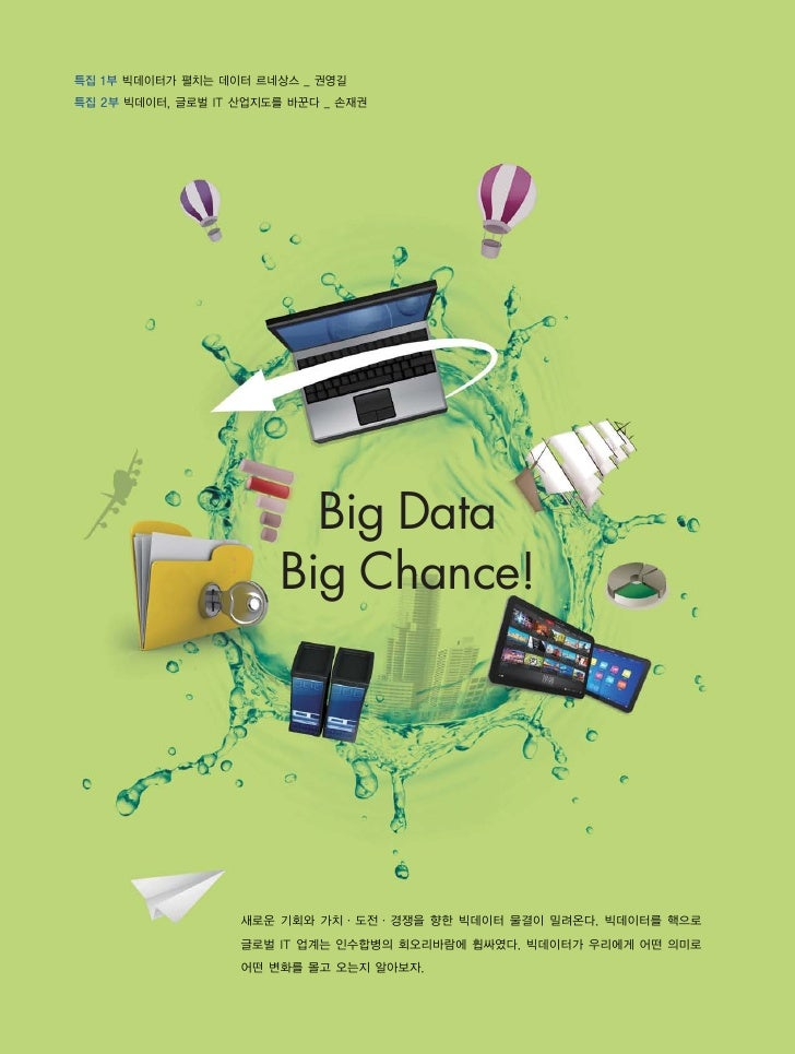 Big DataBig Chance!