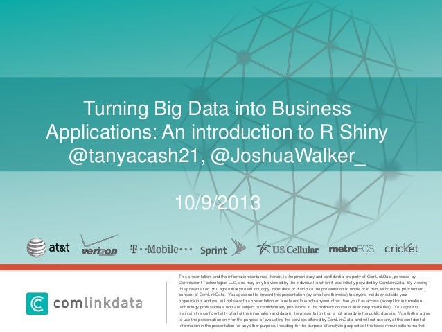 Big data meetup_10_9_2013