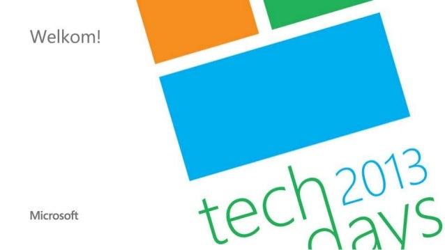 Big Data in the Microsoft Platform