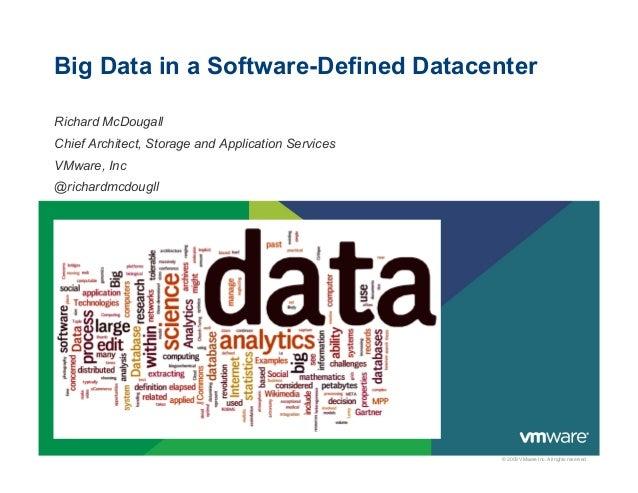 Big Data/Hadoop Infrastructure Considerations
