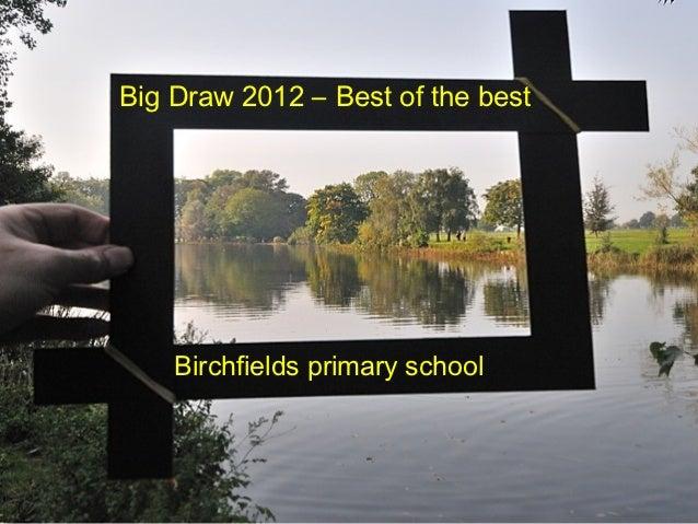 Big draw winners 2012