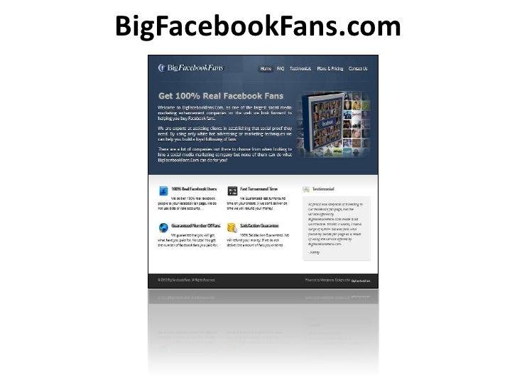 BigFacebookFans.com