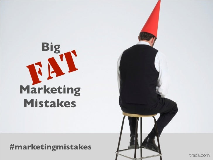 [WEBINAR] Big Fat Marketing Mistakes