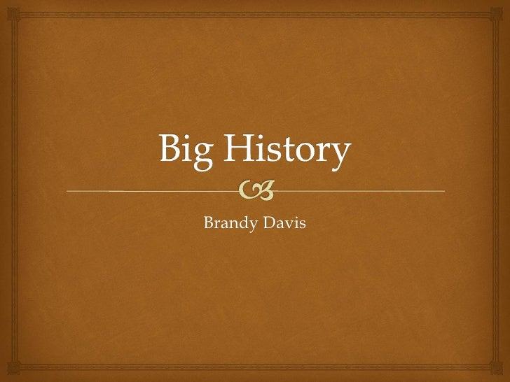 Big history2